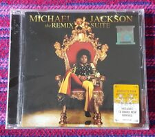 Michael Jackson ~ The Remix Suite ( Malaysia Press ) Cd