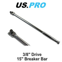 "US PRO 3/8"" Drive Breaker / Power / Knuckle Bar 15"" 1685"