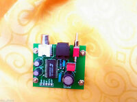 Assembled Coaxial Optical Receiver Board TO IIS I2S output CS8412