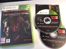 * Xbox 360 Game * METAL GEAR SOLID V 5 - THE PHANTOM PAIN