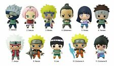 HOT Naruto Authentic 3D Figural Collectible Keyring  Keychain Blind Bag --1 pc