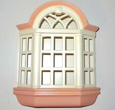 FISHER PRICE LOVING FAMILY DOLL TWIN TIME TOWNHOUSE REPLACEMENT FRONT BAY WINDOW