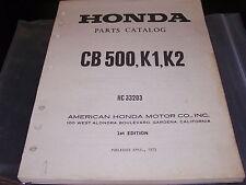 Motorcycle Parts for 1971 Honda CB500 | eBay