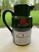 Vintage Imported Tangueray Pub Jug Bar Pitcher Double sided Exc. Condition!!