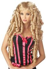 ADULT BLONDE STORYBOOK CURL RINGLETS WIG COSTUME ACCESSORY MR177313