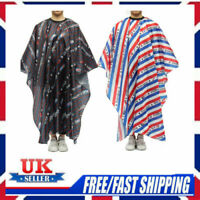 UK - Hair Cut Cape Salon Hairdressing Hairdresser Gown Barber Cloth Waterproof a