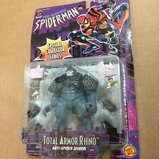 The Amazing Spider-Man - Total Armor Rhino with Anti-Spider Armor