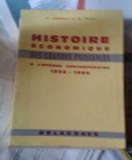AMBROSI. TACEL. Histoire économique des grandes puissances. Delagrave. 1965.