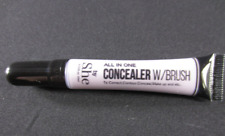 All In One Concealer w/Brush by She to correct, contour, conceal in Lavender