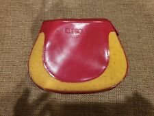 Clinique Cosmetic Make Up Bag Pouch small made of PVC