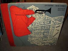 "NORMAN GRANZ jazz at philharmonic vol 1 ( jazz ) 12"" asch 453 - 3 x 78 - DSM -"