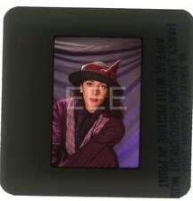 Marina Sirtis Star Trek Harry Langdon Transparency w/rights 341S