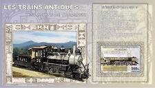 Old Locomotives German Trains Railroads Congo DR 2006 s/s Yv.1800AC MNH CDR0806c