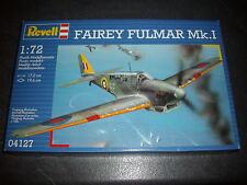 REVELL  FAIREY FULMAR MK.I  PLASTIC MODEL 1/72