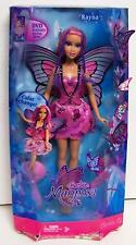 Barbie Mariposa Rayna Butterfly Fairy Doll NEW Mattel 2007