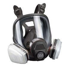 3M 07163 Full Facial Respirador packout orgânico Vapor P95, Grande