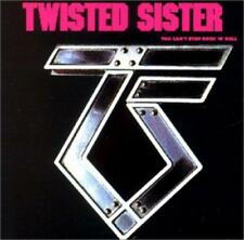 Twisted Sister - You Can't Stop Rock 'N' Roll - Import (NEW CD)