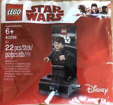 Lego Star Wars Last Jedi 40298 - DJ Code Breaker minifigure - New Sealed