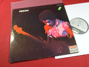 Jimi Hendrix  BAND OF GYPSYS  -  LP Karussell 2435606 Germany sehr gut