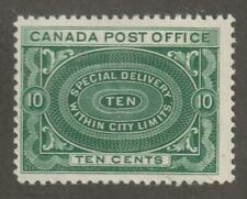 Canada 1898 - #E1 - Special Delivery stamp - MH F (01)