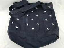 Abercrombie New York Moose Tote Bag