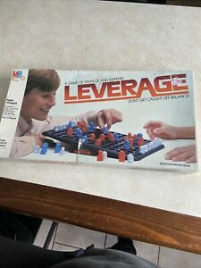 leverage board game