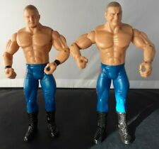 WWE Basham Brothers 2003 Jakks Tag Team Figures