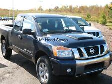 2004-2015 Hood Scoop For Nissan Titan By MRHoodScoop UNPAINTED HS009