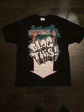 "Scifen ""Blog This"" T Shirt - Black Lrg - Sample Mint Condition"