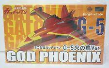 Fewture EX Gokin Science Ninja Team Gatchaman God Phoenix G-5 Hinotori Version