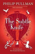 The Subtle Knife von Phillip George Bernard Pullman (2011, Taschenbuch)