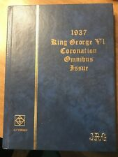 Great Britain: King George VI Coronation Omnibus Set Complete MNH, 202 Stamps