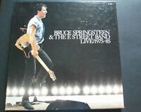 Bruce Springsteen E Street Band Live 1975-1985 Columbia 40558 5 lps vinyl record
