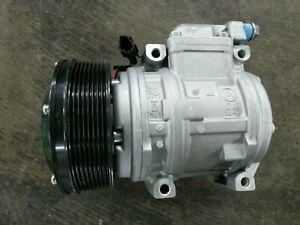 Genuine OEM Doosan 400102-00381 A/C Compressor For Excavator & Wheel Loader
