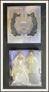 ⭐ Cinderella Prince Charming LIMITED EDITION DOLL Disney 1/600 - DISNEYANA.IT ⭐