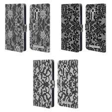 Custodie portafogli nero Per ASUS ZenFone 2 per cellulari e palmari