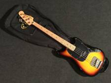 Squier MUSTANG BASS 3TS/M No.051518 rare useful EMS F/S*