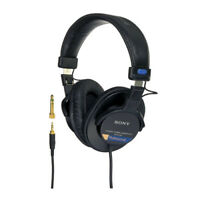 Sony MDR-7506 Professional Studio Monitor Headphones NEW
