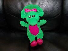 "Lyons Pbs Barney 8"" Baby Bop Plush Euc 1992"