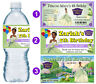 20 PRINCESS TIANA BIRTHDAY PARTY FAVORS WATER BOTTLE LABELS ~ PERSONALIZED