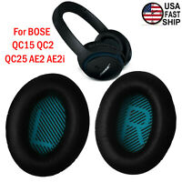 L+R Ear Pad Cushion Kit For Bose QuietComfort QC15 QC2 QC25 AE2i Headphones