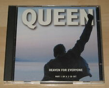 Queen - Heaven For Everyone CD1 (CD Single 1995). Ex Cond