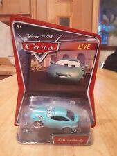 Disney Pixar Cars - Kori Turbowitz - Walmart exclusive collection card