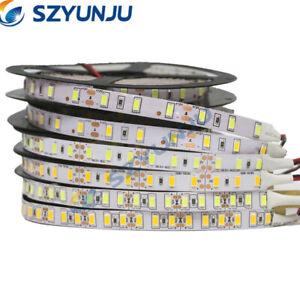 DC12V 0.5m-5m 5630 60led/m 120led/m LED Light Strip Flexible Ribbon  lamp