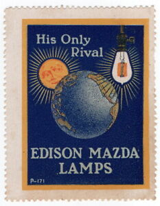 (I.B) Cinderella Collection : Edison Maza Lamps (His Only Rival)