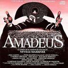 NEW Amadeus: Original Soundtrack Recording (Audio CD)