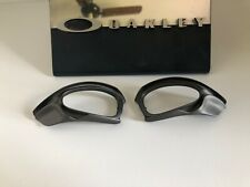 VINTAGE BEATIFUL  OAKLEY SIDEBLINDERS  for JULIET  X metal Color