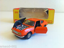 Corgi Toys - 372 - Lancia Fulvia Sport Zagato en boîte d'origine