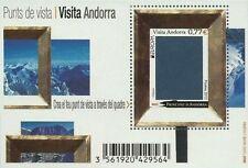 2012 Europa CEPT - French Andorra - souvenir sheet