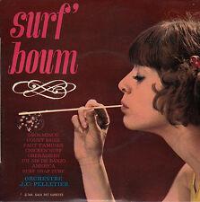 45TRS VINYL 7''/ FRENCH EP GALA DES VARIETES / SURF' BOUM/ JEAN-CLAUDE PELLETIER